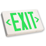 AC Only Exit Signs