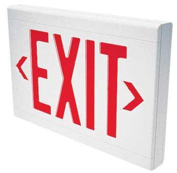LXURWE Exit Sign