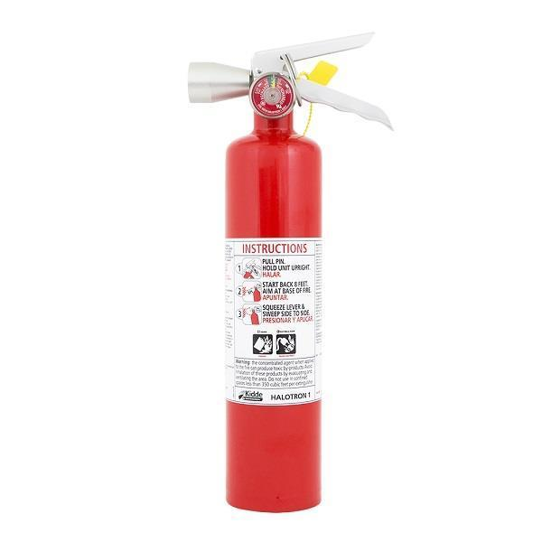 ProPlus 2.5 H Halotron Fire Extinguisher