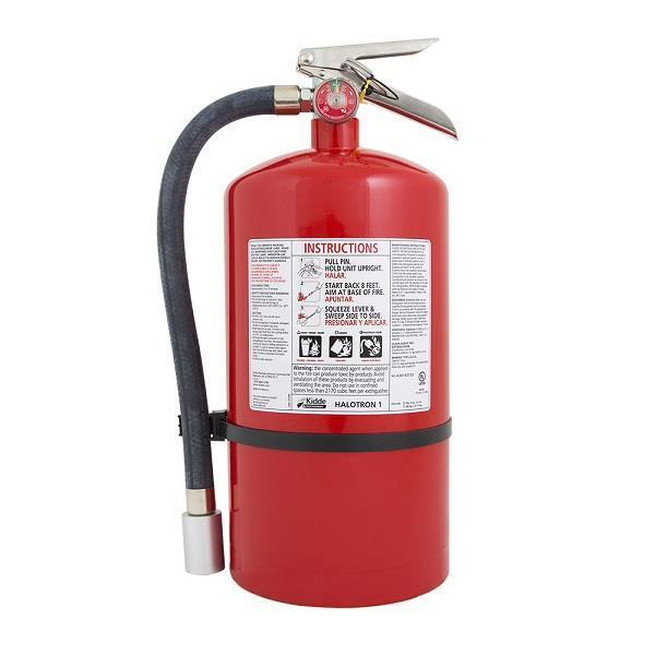 ProPlus 15.5 H Halotron Fire Extinguisher