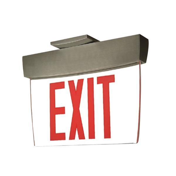 Caliber Series Ac Only Led Exit Emergency Lighting