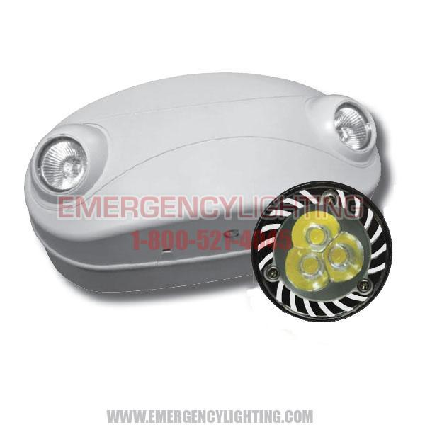 RMR-16-65/125 Remote Capable Emergency Light