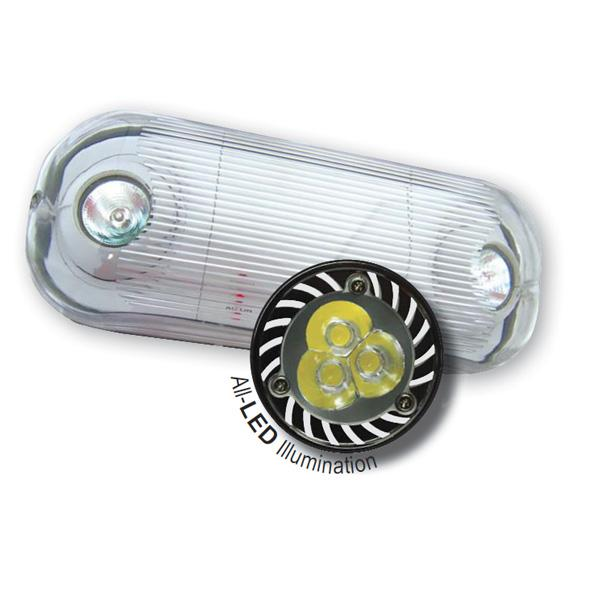 RMR-16-WP Wet Location Emergency Light
