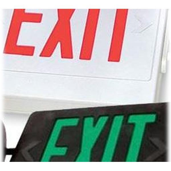 Exit Faceplate for CXTEU