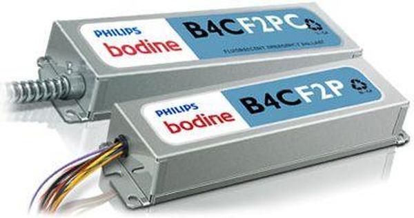 Bodine B4cf2p Cold Pak Bodine Ballast Emergency