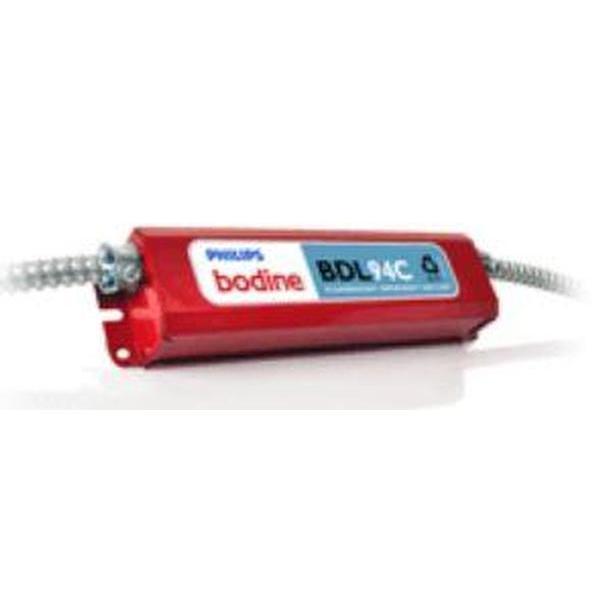 bodine bdl94c bodine ballast emergency lighting