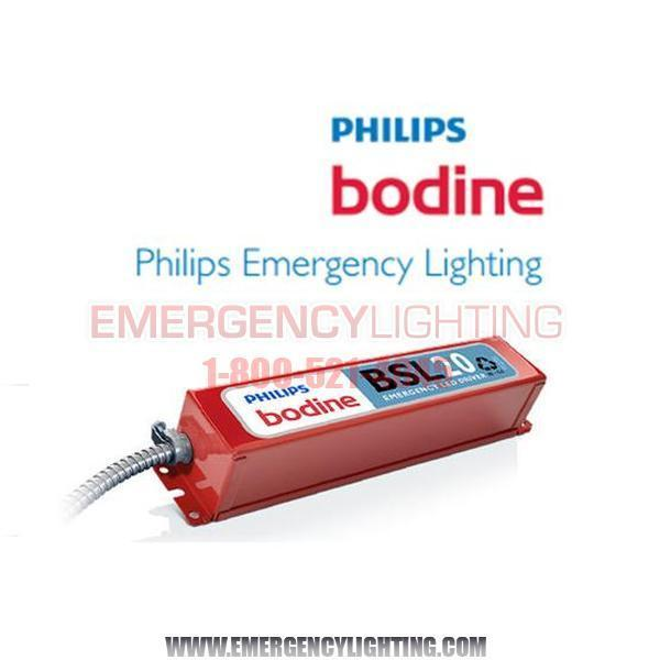 Bodine Bsl20lv Cul Bodine Ballast Emergency Lighting