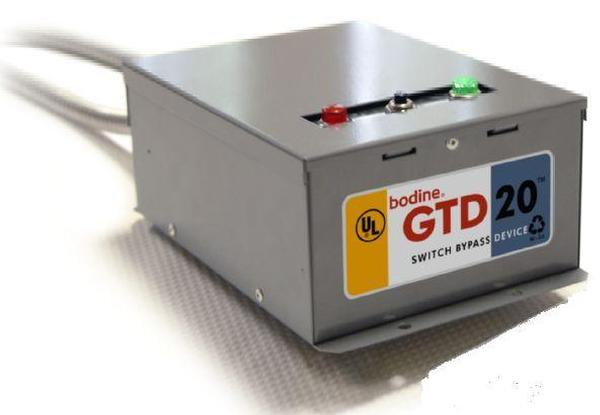 Gtd20 Bodine Relay Control Device