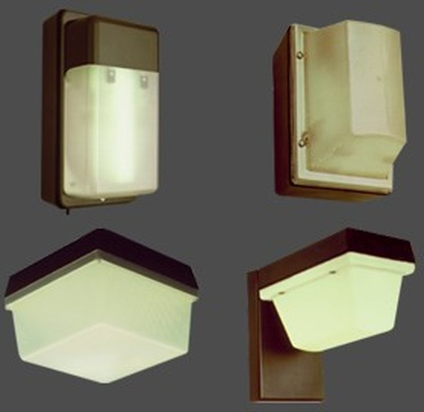 Exterior Ac Emeregency Fixtures Emergency Lighting Lightguard