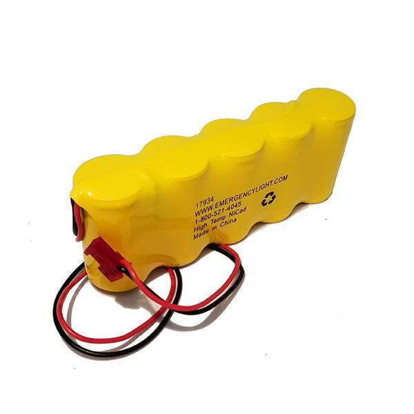 Rechargeable Saft 407940-000 Replacement Battery
