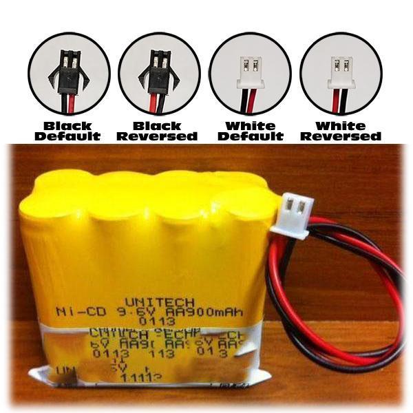 9 6v Ni Cd Aa900 Best Lighting Emergency Lighting