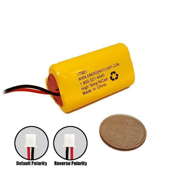 Ni Cd Aa700mah 3 6v Battery Emergency Lighting Unitech