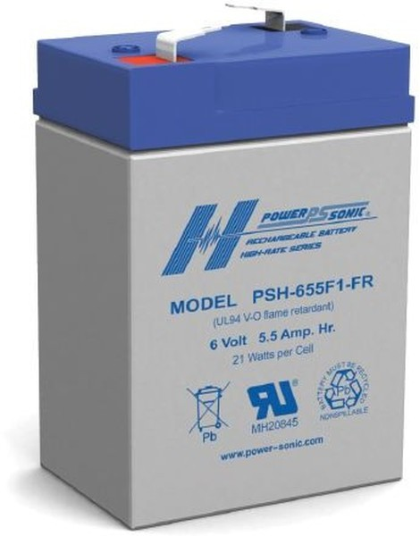 Psh 655f1 Fr Power Sonic Battery Emergency Lighting