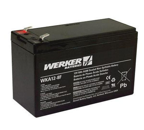 Wka12 8f Werker Battery Emergency Lighting Werker