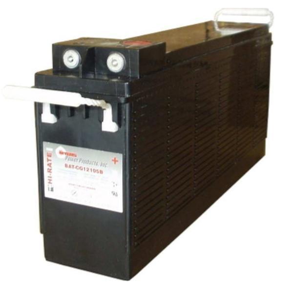 Bat Cg12105 Myers Inverter Battery Emergency Lighting Products