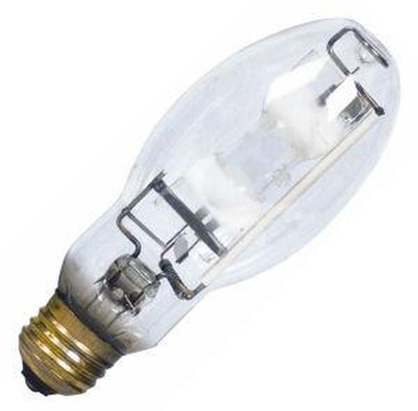 GE 12652 MVR100//U//MED 100 Watt Metal Halide Light Bulb