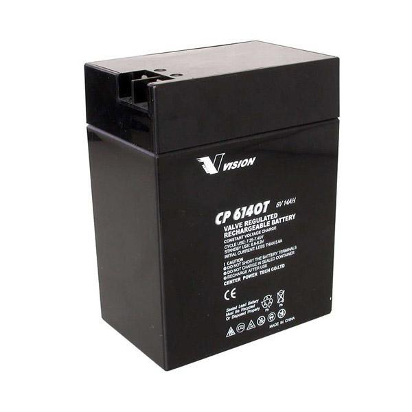 Vision Cp6140t Battery Emergency Lighting Various Brand