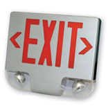Low Cost Exit Signs