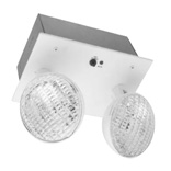 Recessed Emergency Lights