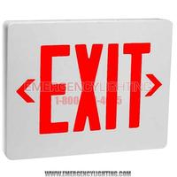 Cast Aluminum LED Exit Signs