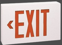 DX Series LED Die Cast Aluminum Exit Sign