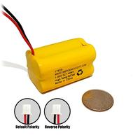 REPLACEMENT RECHARGEABLE NiCAD BATTERY