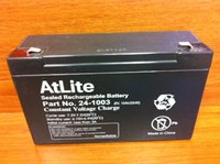 ATLITE RECHARGEABLE SEALED LEAD ACID BATTERY