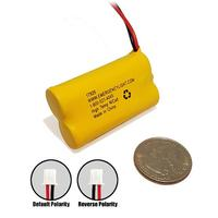 RECHARGEABLE NiCAD BATTERY