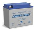 PS-6200 Power-Sonic Battery